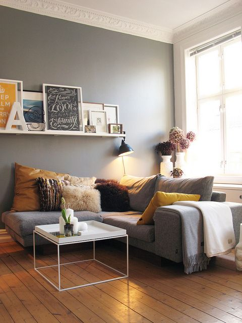 cozy paint colors for living rooms pictures