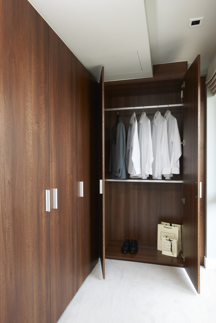 inside design for wardrobe for bedroom