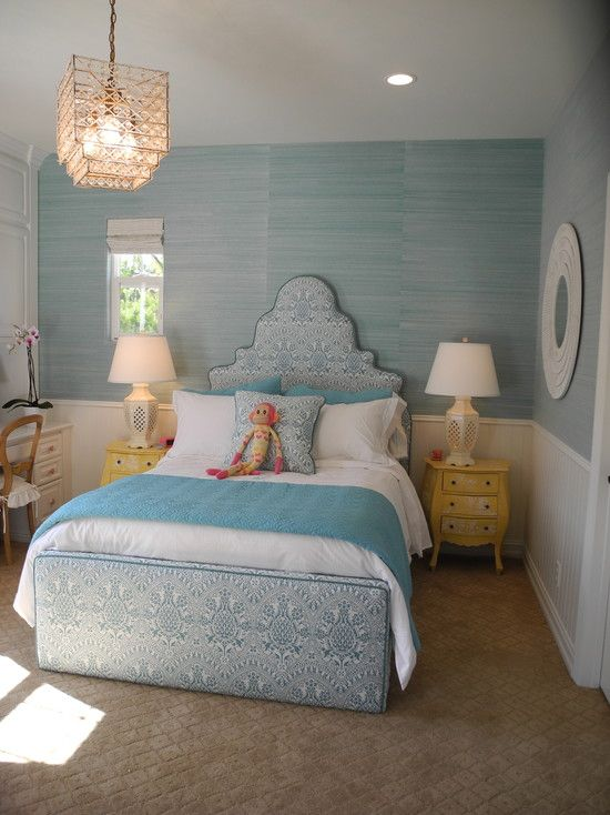 traditional ceiling paint color - teen girl Rooms design images 07