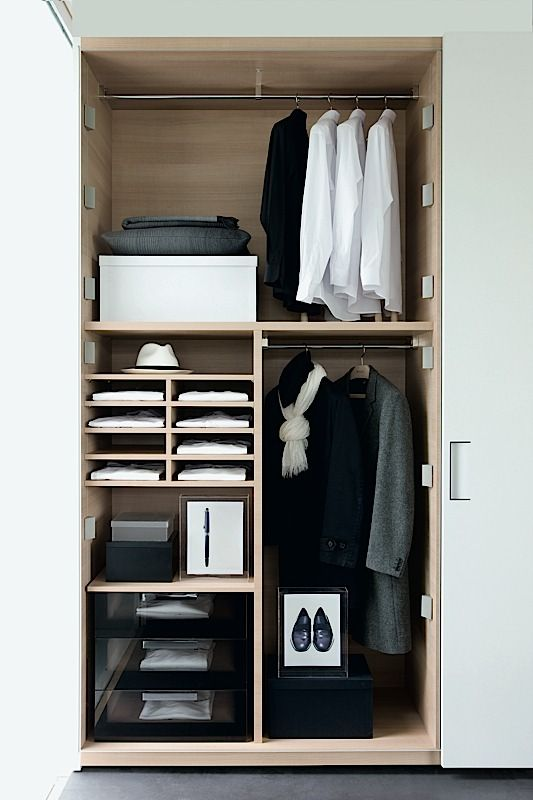 wardrobe design for small master bedroom