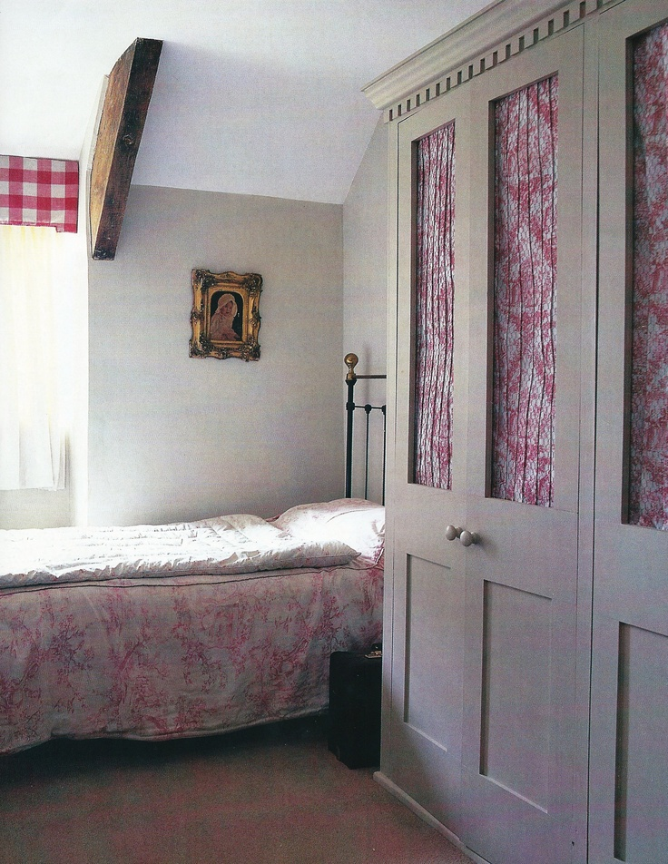 Beautiful Built In Wardrobes Best Ideas Storage In An Attic Bedroom With Toile Curtains