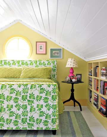 Cool Ideas For A Small Attic Bedroom Pictures
