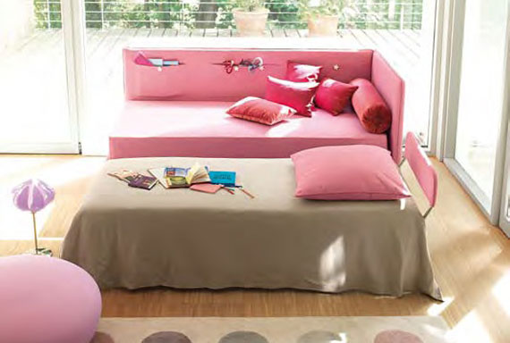 Funny Sofa Double Beds For Teenagers