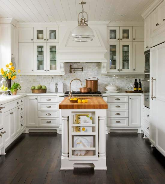 Kitchen With Island Ideas Georgeous Small Kitchen Island Table