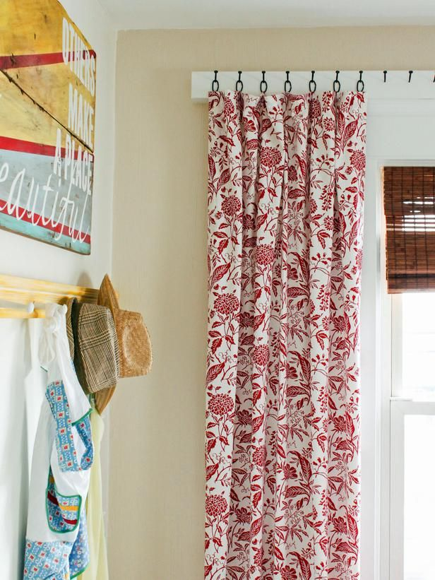 Home Hardware Curtains That Hit The Nail On The Head Clever Window Treatment Ideas