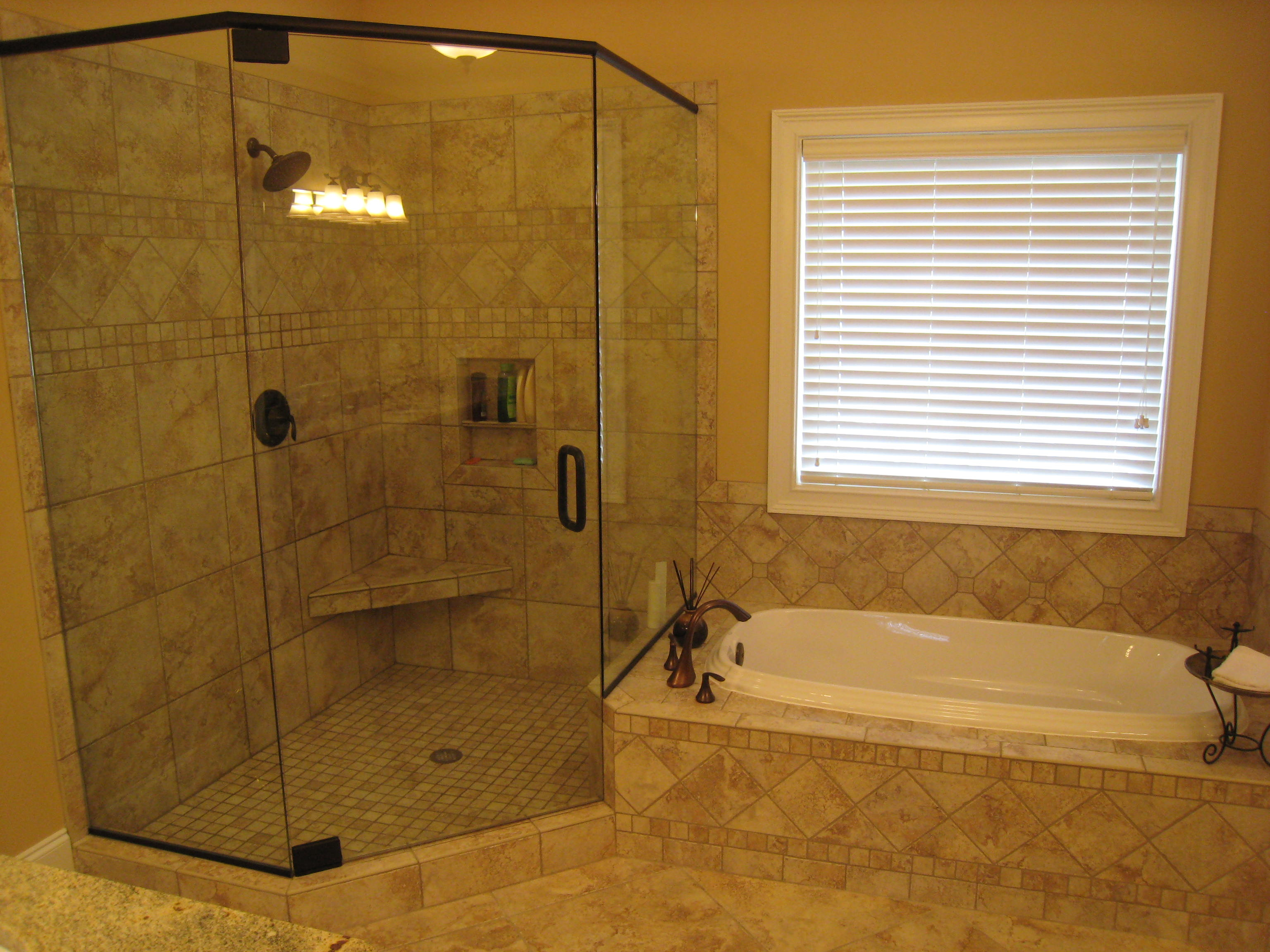 Images Of Tips For Remodeling A Master Bathroom Decoration  Shower And Bath Tub 010