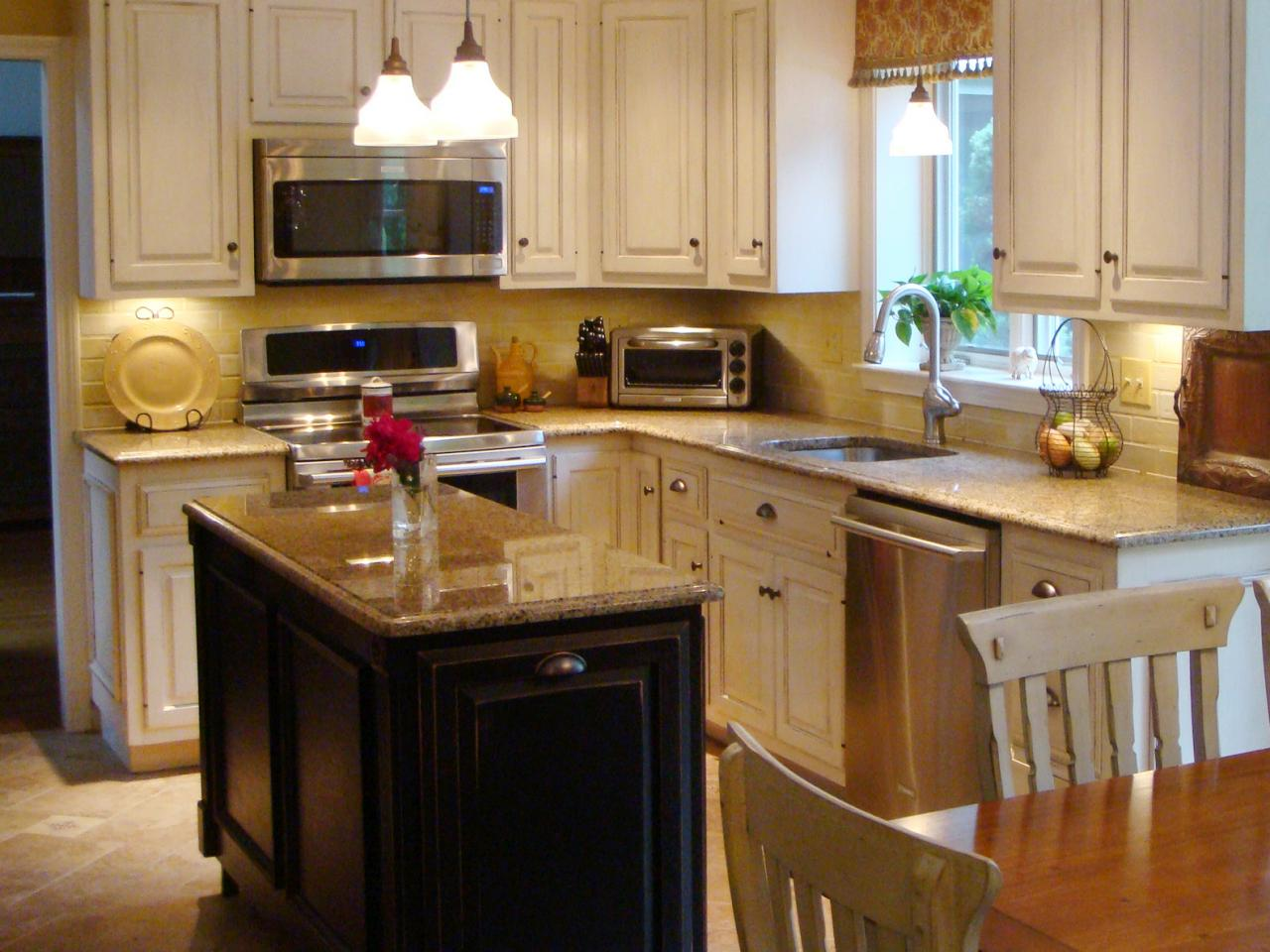 Kitchen Island Cabinets Small-Kitchen Ideas Design Pictures