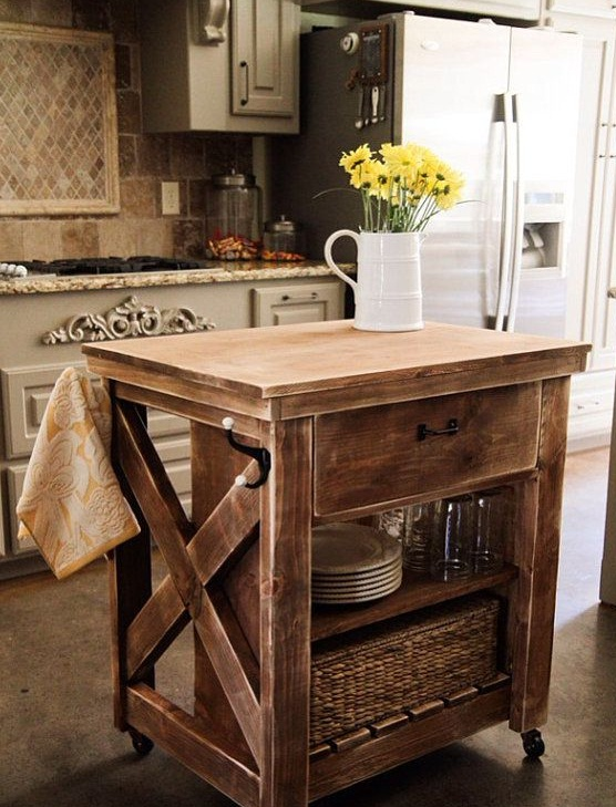 Kitchen Island For Small Kitchen Pictures1