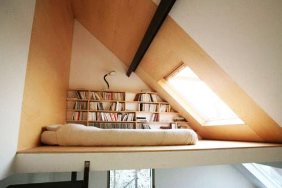 Love Small Attic Bedroom Ideas Loft Beds In Different Styles, Space Saving Ideas For Small Rooms