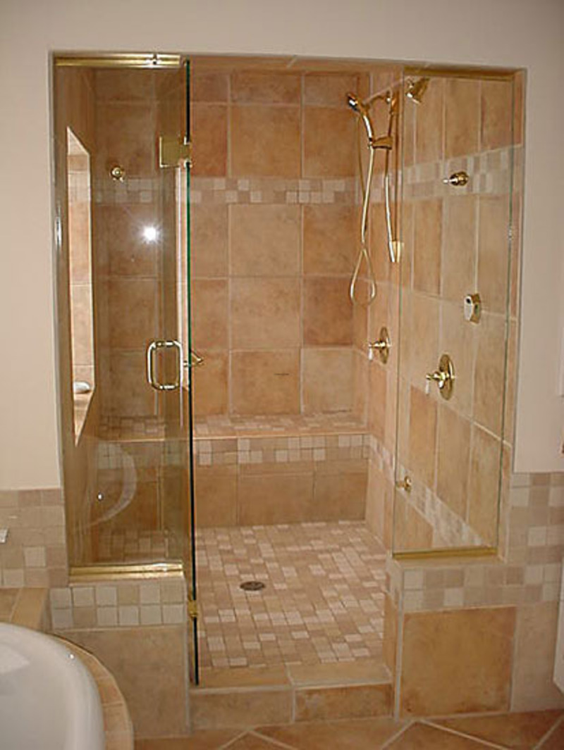 Remodeling A Small Master Bathroom Outstanding Natural Design Stone Glass Stall And Shower Pictures 02