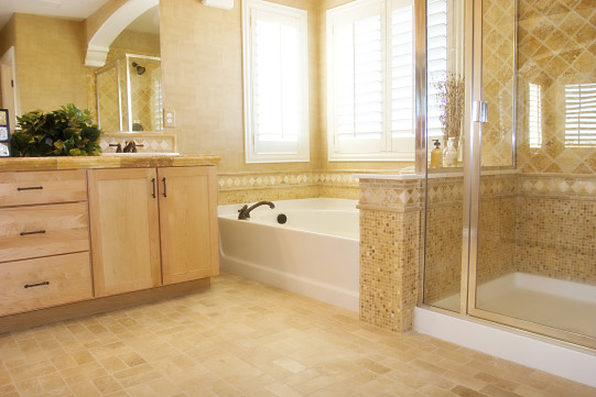 Remodeling Master Bathroom On A Budget Cabinet Refacing Remodel Paint Vanities Images 019
