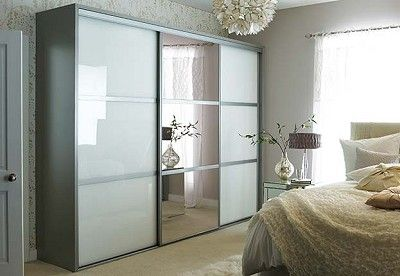 Sliding Mirror Wardrobe Full Length Dressing Great Idea For Smaller Spaces