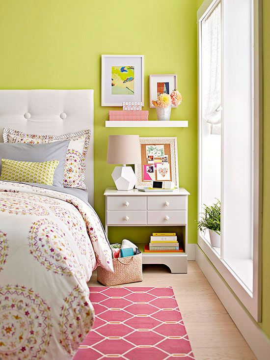 Small Bedroom Decorating Ideas Crave A Palette Of Bright Colors Or Prefer A Soothing Scheme Of Neutrals For Your Bedroom Design