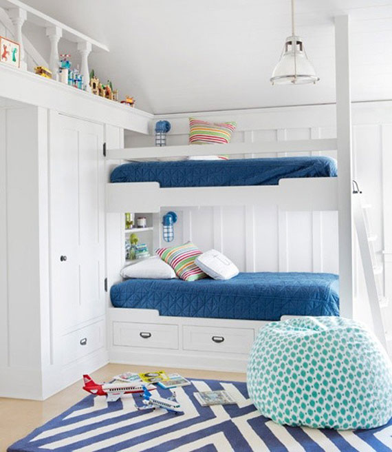 Small Double Decker Beds