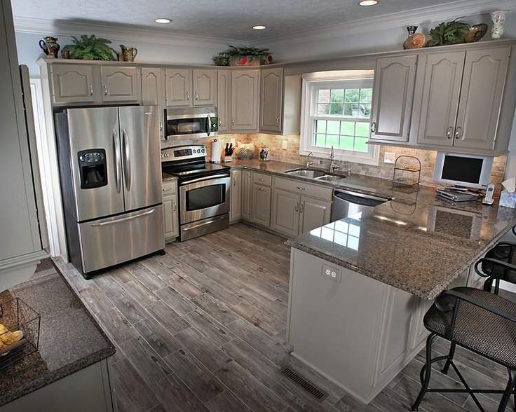 Small Kitchen Remodel Floor Plans Ideas Pictures3