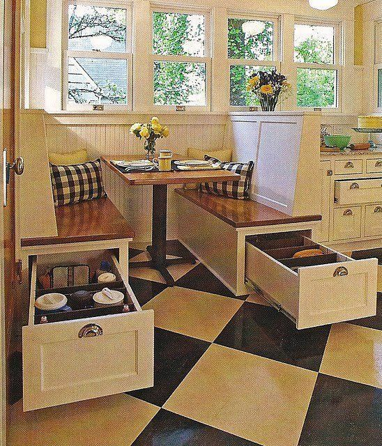 Small Sitting Room Ideas Kitchen Storage In Bench Seating