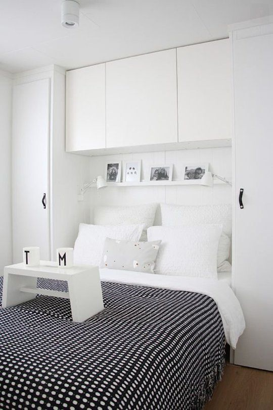 Smart Built In Bedroom Wardrobes Remodeling Pictures