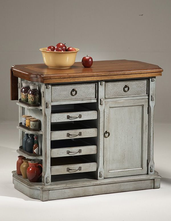 Top Country Kitchen Islands For Small Kitchen With Island Ideas