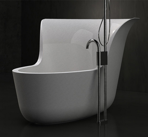 Awesome Small Soaker Tub Shower Combo