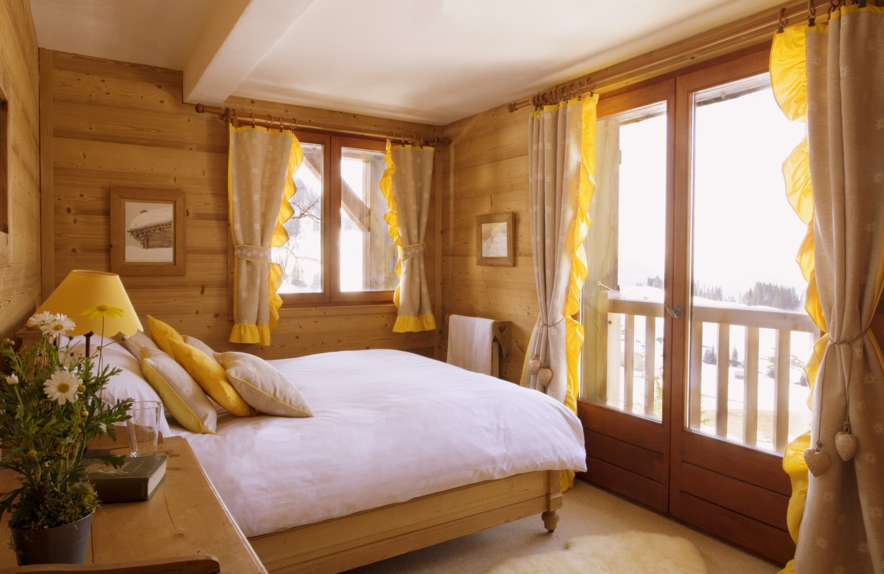 Country Style Bedroom Ideas Wooden Furniture