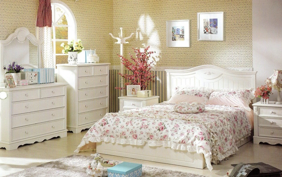 French Country Cottage Style Bedrooms For Teenagers