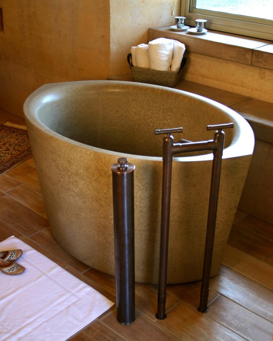 Japanese Small Soaker Tub Ideas