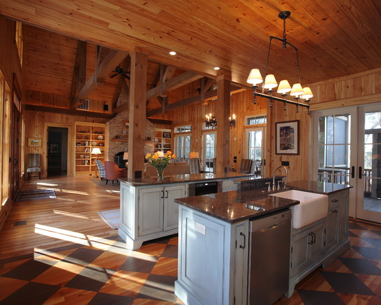 Rustic Cabin Floor Plans Pictures