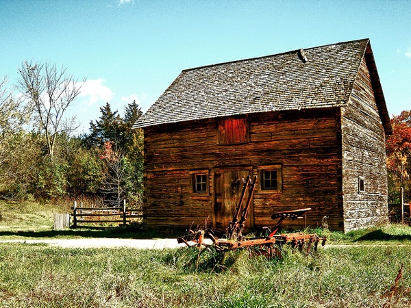 Small Rustic Cabin Plans Photos