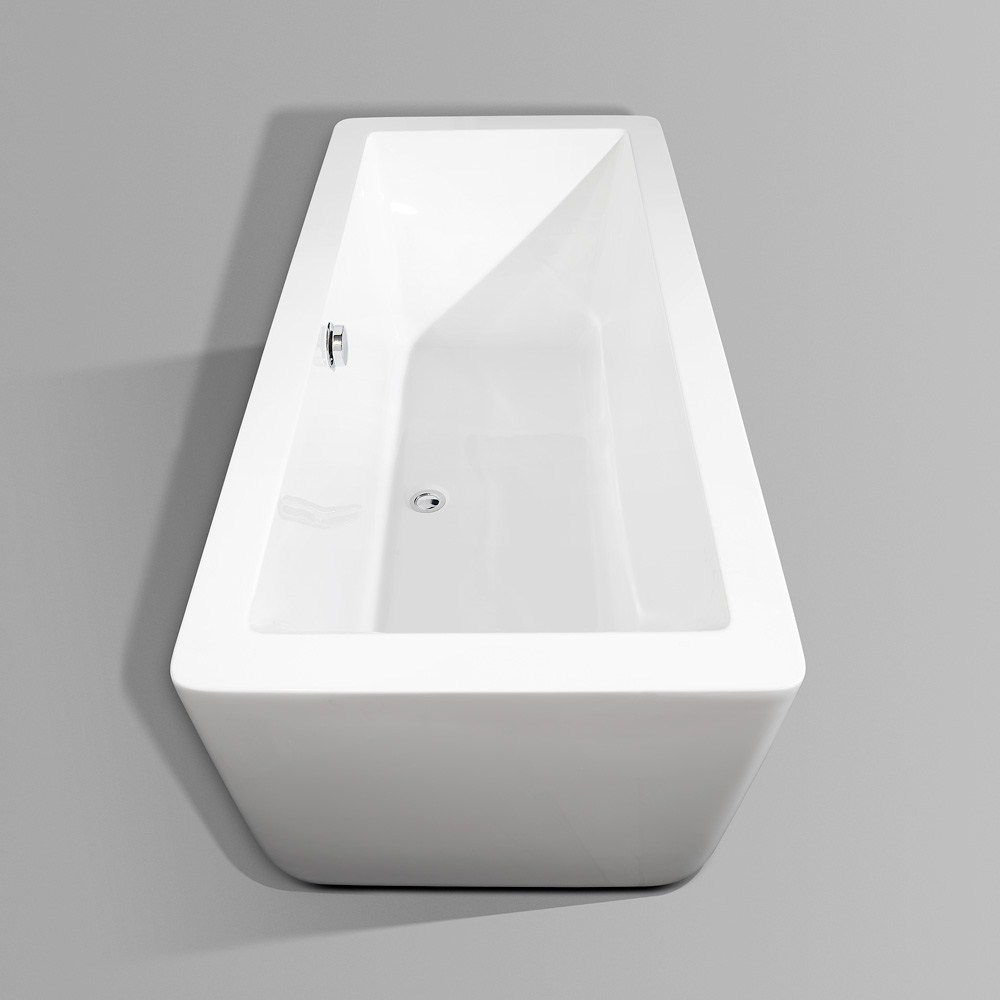 Soaker Tub With Shower For Small Bathroom