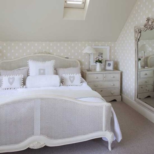 Stylish French Country Style Bedroom Ideas