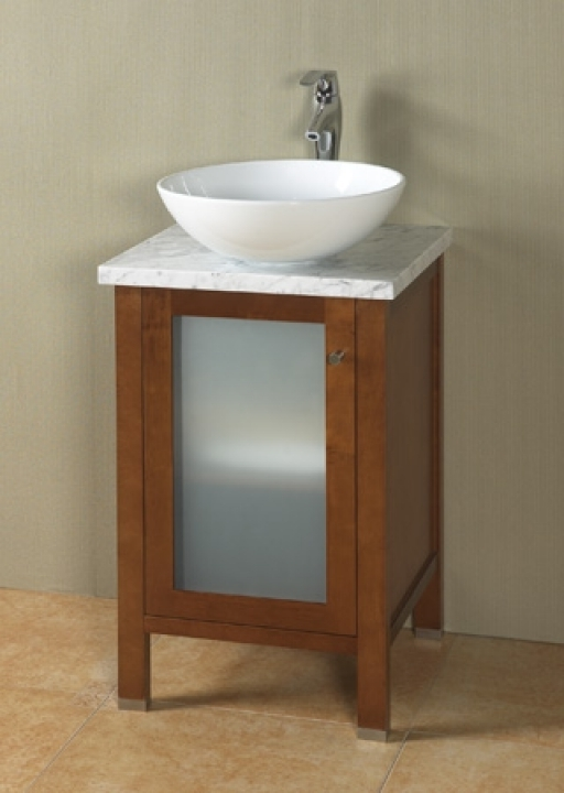 Beautiful small powder room vanities small room for Powder bathroom vanities