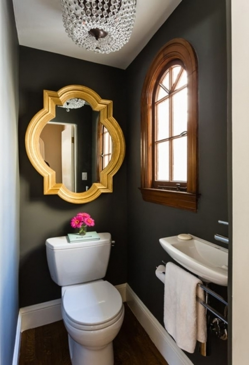 Beautiful Small Powder Room Vanities Tiny Bathroom Ideas Cabinet Design Tile