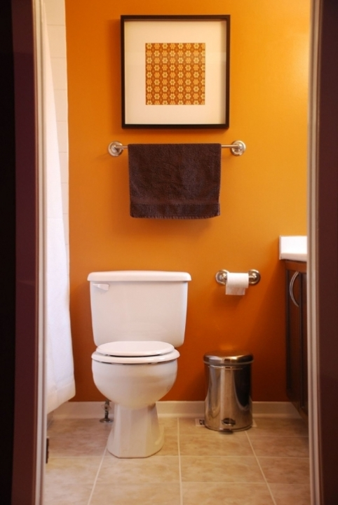 Extraordinary Small Bathroom Paint Color Ideas With Regard To Small Bathroom Paint Ideas  Images