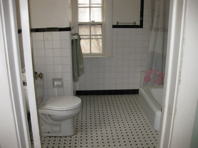 Beautiful Small Bathroom Remodeling Subway Tile Simply White Subway Tile Bath Panels On Black Ceramic Floor Tile