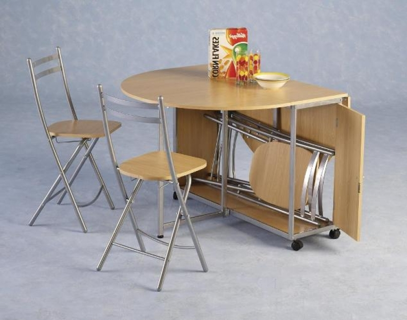 Drop Leaf Kitchen Tables For Small Spaces For Save Your Kitchen Area 599