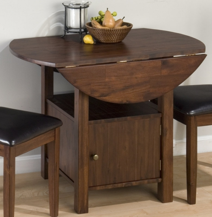 Drop leaf kitchen tables for small spaces small room for Table ideas for small kitchen