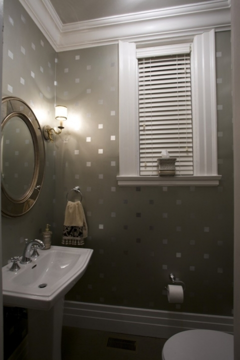 Powder room ideas for small spaces photo gallery joy Very small powder room ideas