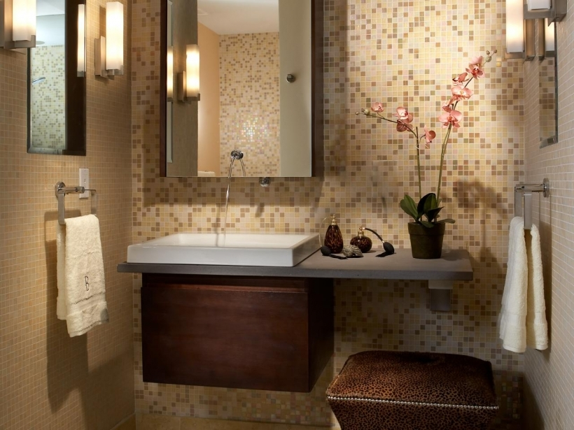 Small Powder Room Decorating Ideas Fascinating Pubillones Bathroom Vanity 971