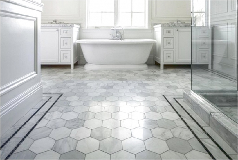 Bathroom flooring ideas for small bathrooms small room for Ideas for bathroom flooring