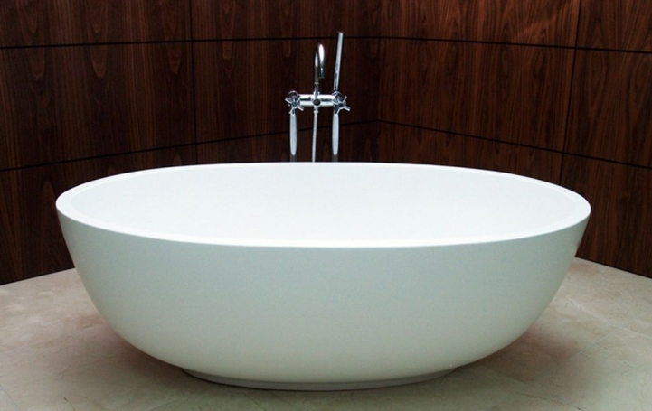 Freestanding Bathtubs Small Spaces Lovely Elegant Modern White Ideas 0357