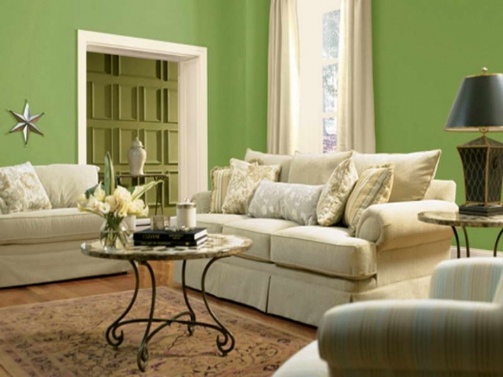Good paint color ideas for small living room small room decorating ideas - Small space living blog paint ...