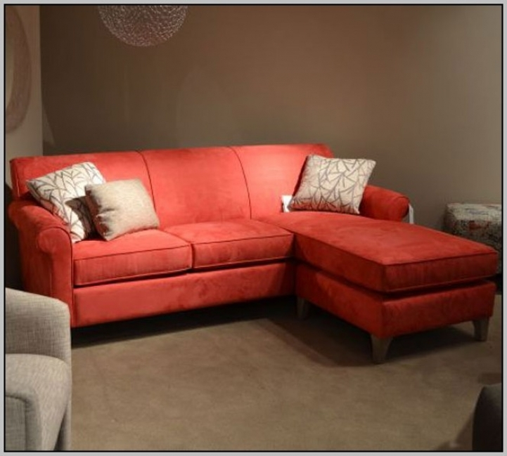 Red Sectional Sofa Bed For Small Spaces Within Extraordinary Design 3 Piece Design Ideas 6533