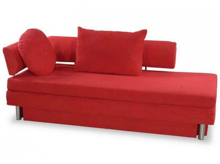 Red Sectional Sofa Bed For Small Spaces Within Lovely Furniture Sleeper Sofa Fancy Red Theme 7847