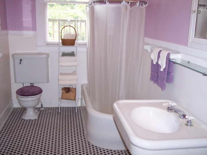Small Bathroom Paint Colors Inside Stylish Pink Decorations Elegant Design 9272