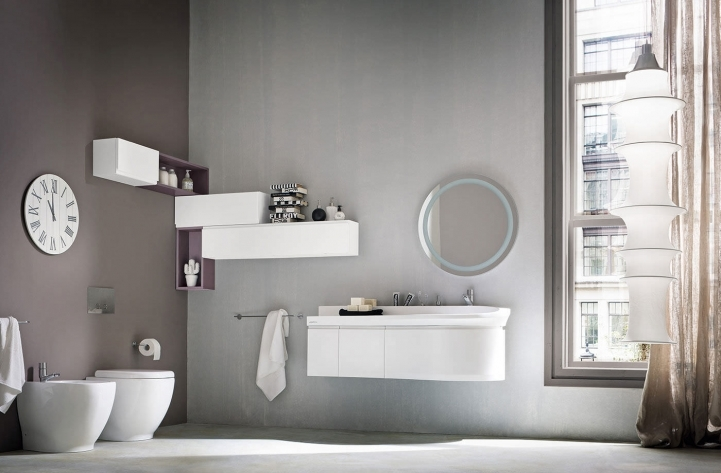 Small Bathroom Paint Colors With Outstanding Grey And Brown Wall Colors Fantastic Design 6068
