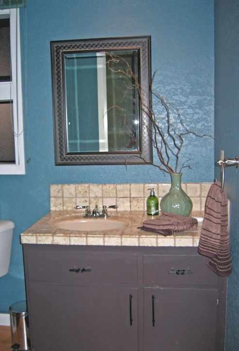 Small Bathroom Paint Colors Within Great Blue Bathroom Color Design Ideas 8813