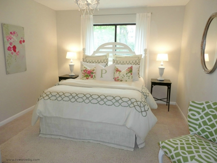 Small guest room decorating ideas make a guest feel at home small room decorating ideas - Guest room ideas small space ...