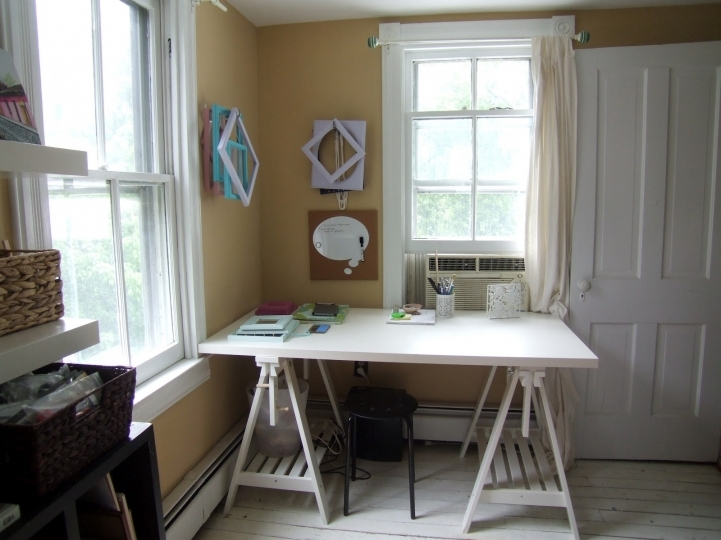 Small Guest Room Decorating Ideas Within Fascinating Remarkable Office Guest Room Ideas 4984