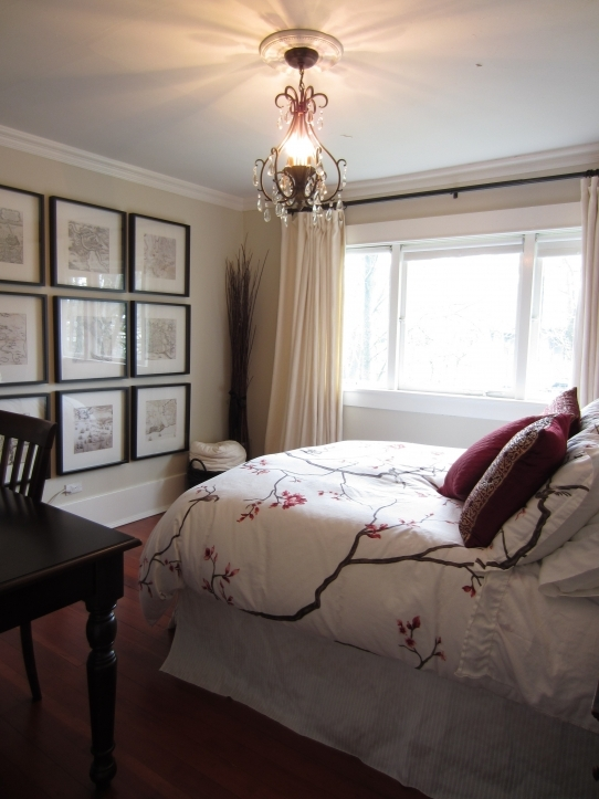 Small Guest Room Decorating Ideas Within Stylish Decorate A House Plans Bedroom Ideas  9412