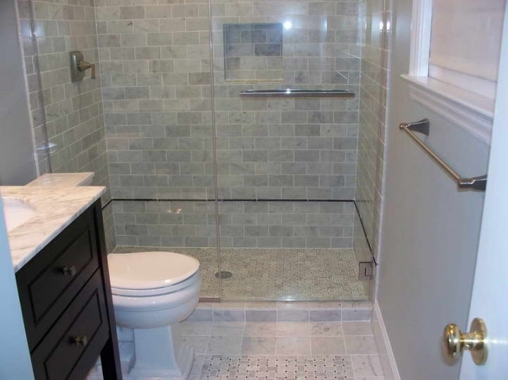 Bathroom Remodel Subway Tile Shower : Subway tile for small bathroom remodeling perfect modern